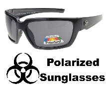 Biohazard Polarized Sunglasses