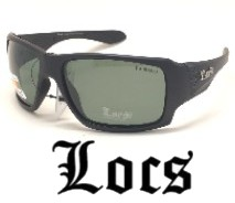 Locs Polarized Sunglasses
